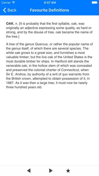 Webster's 1828 American Dictionary screenshot-3