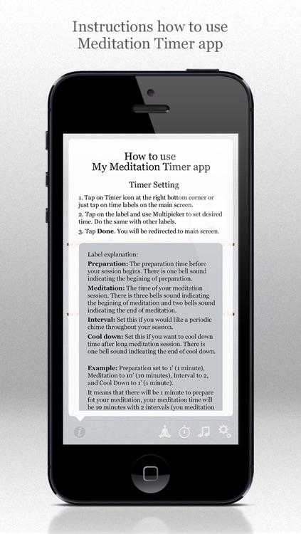 My Meditation Timer screenshot-3