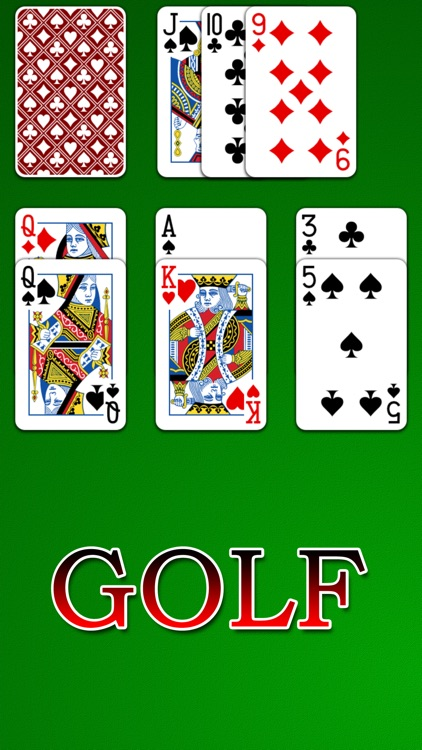 Odesys Golf Solitaire