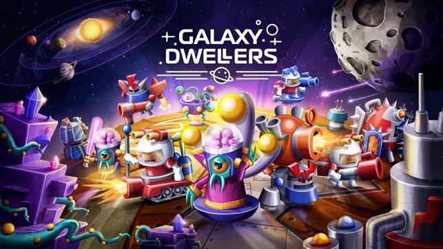 Galaxy Dwellers Screenshot