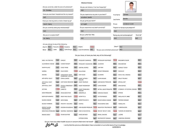 Enlive Patient Forms screenshot-3