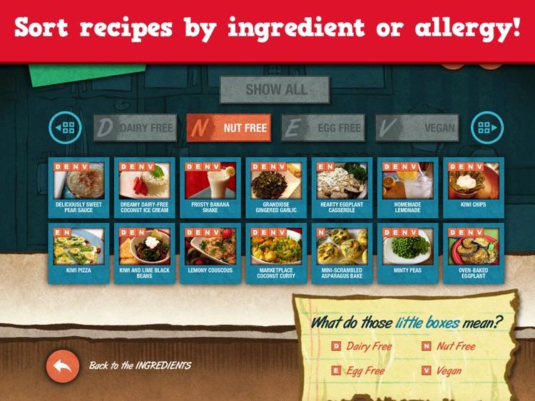 Veggie Bottoms Kitchen – The Fun Kids Cookbook