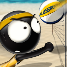 ‎Stickman Volleyball