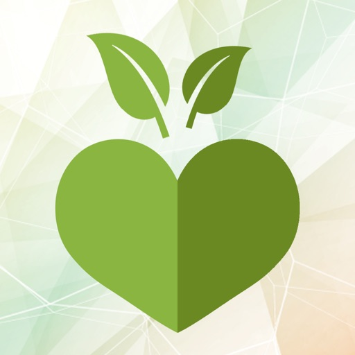 Eat Vegan - Delicious Vegan Diet Recipes and Meals app logo