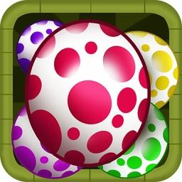 Dino Eggs Bubble Edition