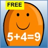 Kids Addition and Subtraction Free for first grade school children