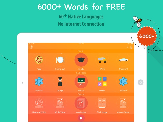 6000 Words - Learn German Language for Free on the App Store