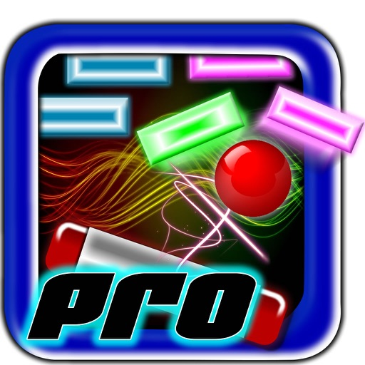Amazing Neon Blocks Pro - New Version of Classic Arcade icon