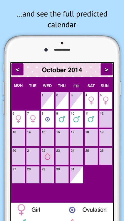 Baby Today? Fertility Tracker & Ovulation Calendar screenshot-4