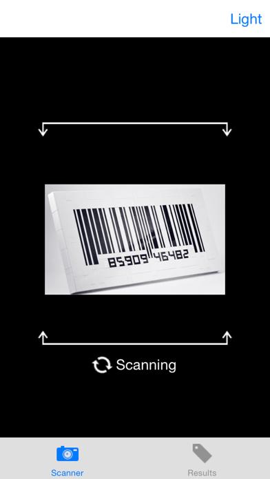 Best Scanner ! - Barcode Scanner and QR Code Reader screenshot one
