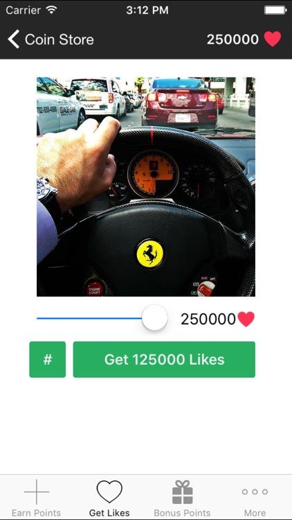 Likes - for Instagram screenshot-3