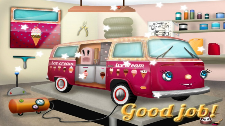 Car Beauty Shop 2u2014u2014 Fashion Ride Care、Fantasy Ice Cream