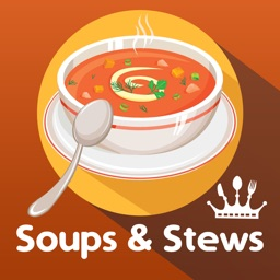 Soups & stews for fresh breakfasts with diet