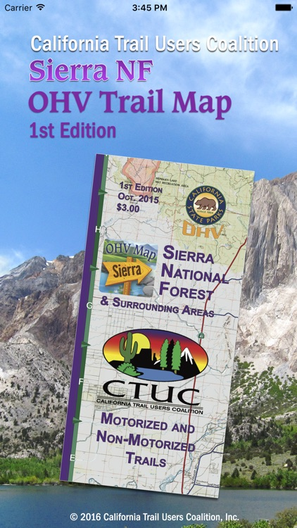 CTUC Sierra National Forest