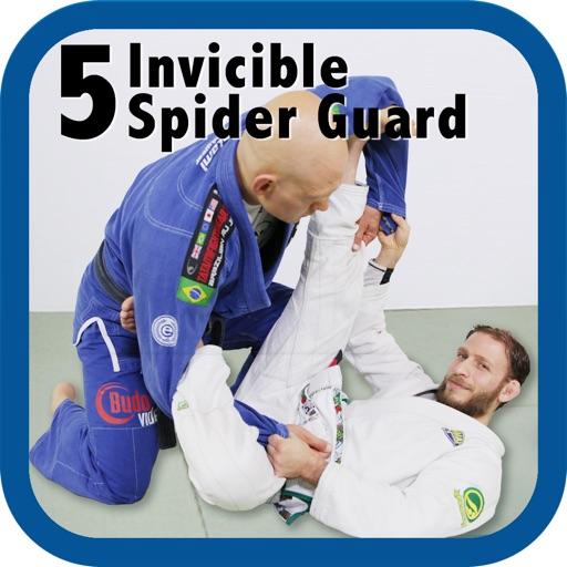 BJJ Spider Guard Volume 5, Invincible Spider Guard
