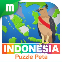 Indonesia Puzzle for iPhone