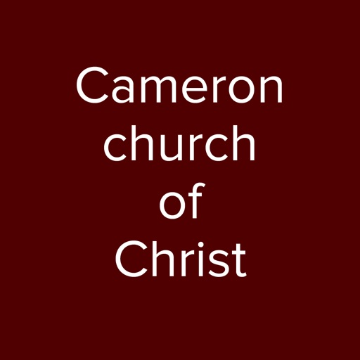 Cameron church of Christ icon