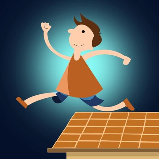 Я Бегун Крыше - игры для мальчиков гонки бесплатно детские скачать игра играть гта