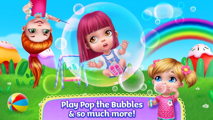 Baby Kim - Care & Dress Up screenshot-4