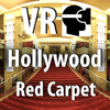 VR Virtual Reality press360 Hollywood Red Carpet setup