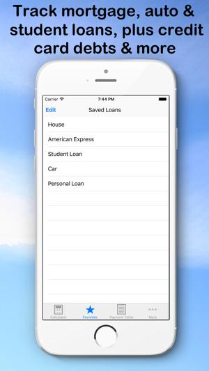 student loan caluclator
