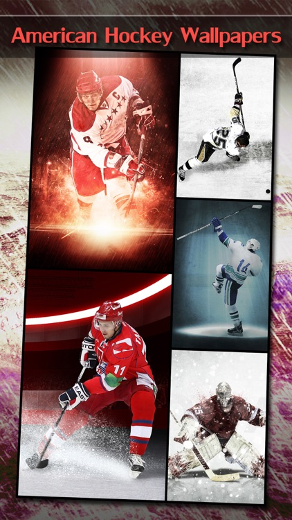 Hockey Wallpapers & Backgrounds HD - Home Screen Maker with Cool Themes of Sports Photos