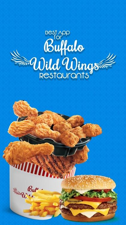 Best App for Buffalo Wild Wings Restaurants