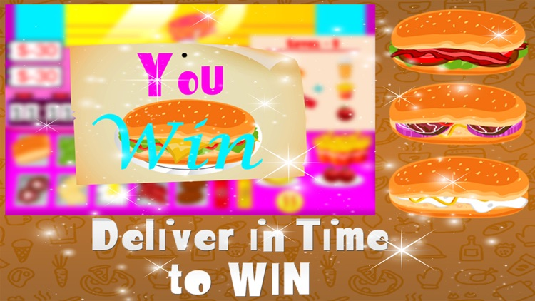 Fast Sandwiches Maker – Crazy cooking & chef mania game for kids screenshot-3