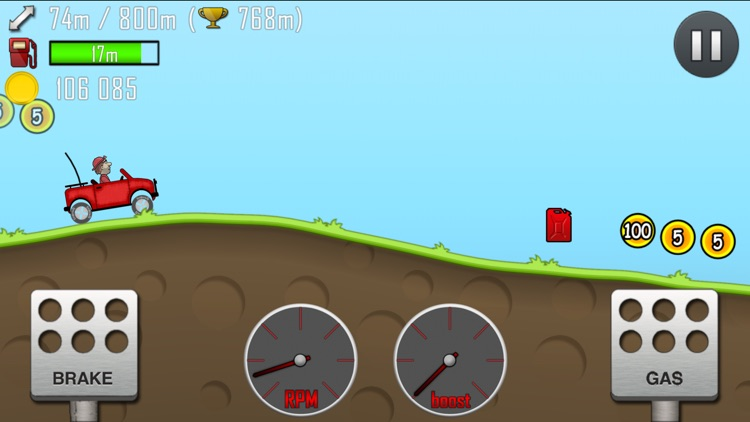 Hill Climb Racing screenshot-0