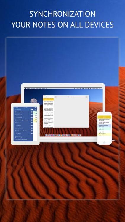 Note-Ify Pro Cloud screenshot-4