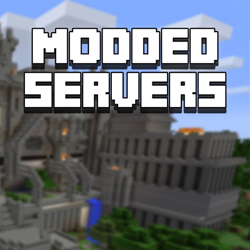 Modded Multiplayer for Minecraft PE - Servers with Mods!