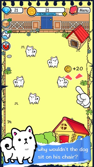 Dog Evolution - Tap Coins of the Crazy Mutant Poop Clicker