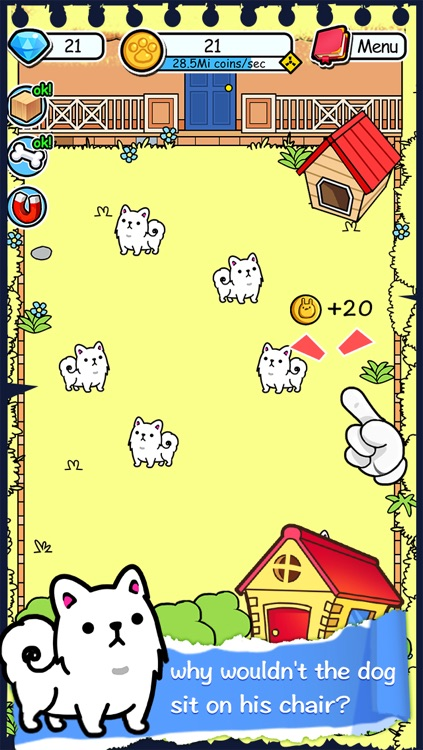 Dog Evolution - Tap Coins of the Crazy Mutant Poop Clicker Game screenshot-0