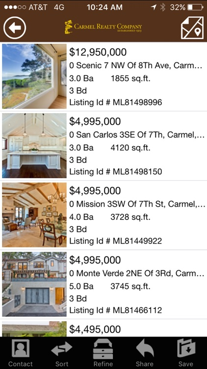 Carmel Realty screenshot-3