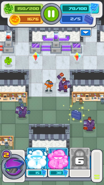 Agent Gumball - Roguelike Spy Game