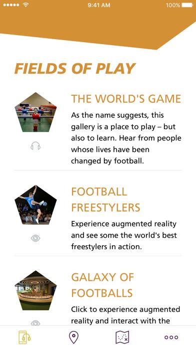 FIFA World Football Museum screenshot three