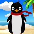 Penguin Survival Tap: Beach Village Resort icon