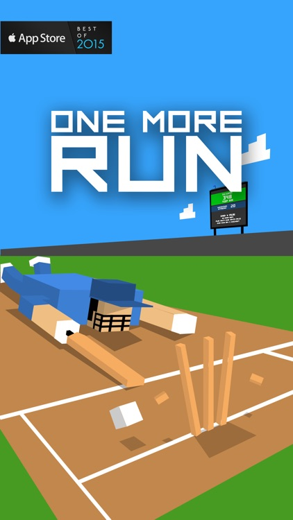 One More Run: Endless Cricket Runner screenshot-0