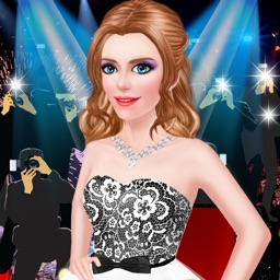 High School Fashion Girl Salon - Spa, Makeup & Dress Up Makeover Game