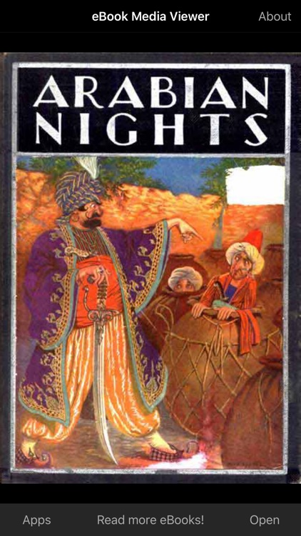 eBook: The Arabian Nights screenshot-0