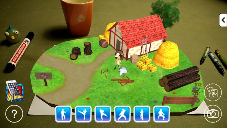 Kun Thực tế ảo screenshot-4