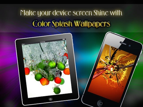 Color Wallpapers √ Pro Screenshots