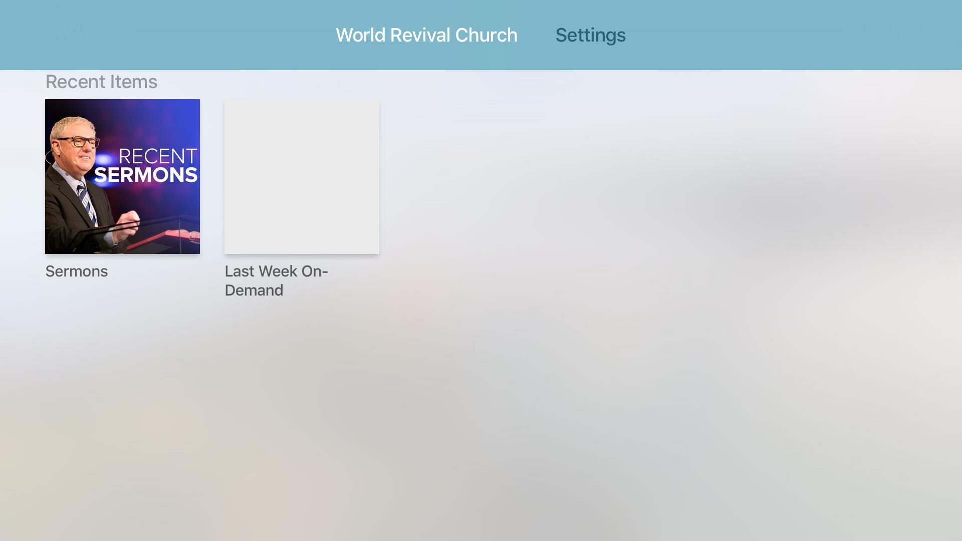 World Revival Church screenshot 7