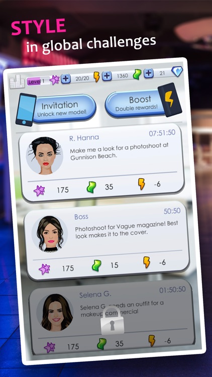World of Fashion Dress Up screenshot-3