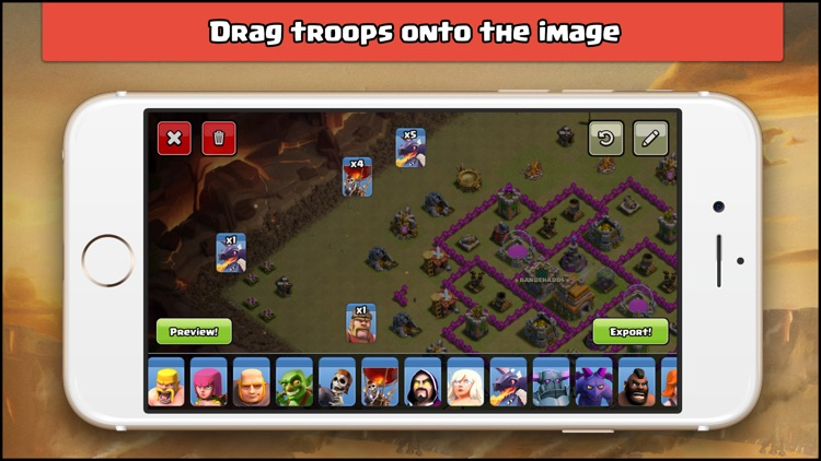 Clash Playbook: Plan Attacks for Clash of Clans