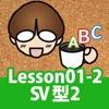 誰でもわかるTOEIC(R) TEST 英文法編 Lesson01 (Topic2:SV型の例文)