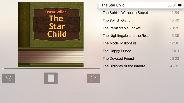 Oscar Wilde Best Stories: AudioBooks Library