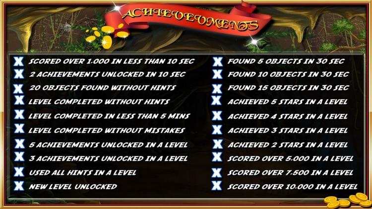 Treasure Hidden Object Games screenshot-3