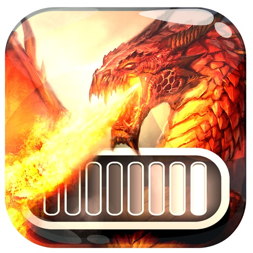 FrameLock – Dragon Photo : Screen Photo Maker Overlays Wallpapers For Pro