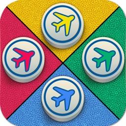 飞行棋-最新版Ludo,好玩的家庭聚会游戏